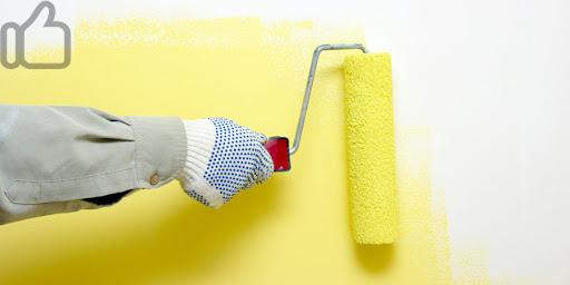 sơn tường đẹp dễ dàng thi công